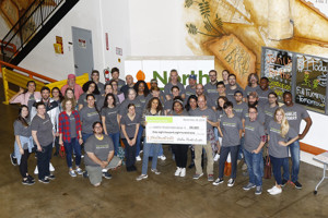 Dallas Theater Center Collects More Than $68k for North Texas Food Bank