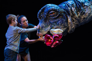 Erth's DINOSAUR ZOO LIVE to Bring Life-Like Giants to the Palace
