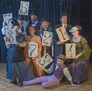 Ann Arbor Civic Theatre presents THE MYSTERY OF EDWIN DROOD