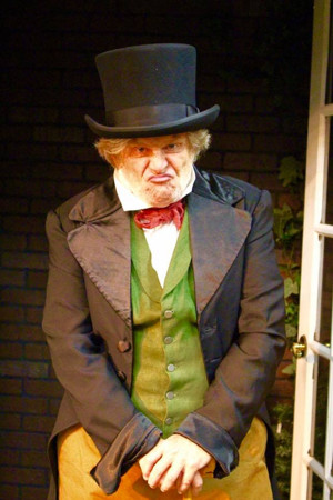 Charles Dickens' Holiday Classic, A CHRISTMAS CAROL, Comes to Carrollwood Players Theatre