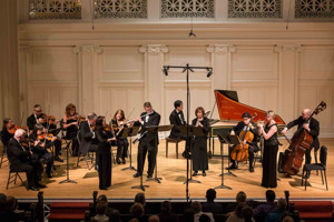 44th Annual BACH WEEK FESTIVAL to Feature Artist Debuts and More