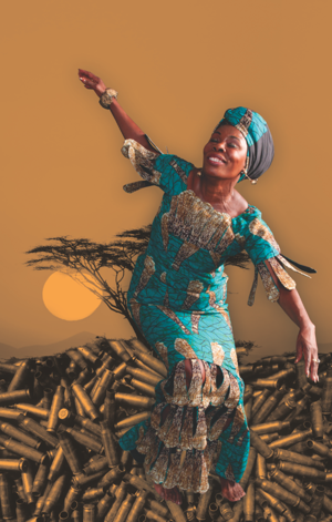 Synchronicity Theatre to Stage Regional Debut of Danai Gurira's ECLIPSED