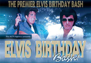21st Annual Elvis Birthday Bash Gets Ready to Rock 'N Roll at the State Theatre
