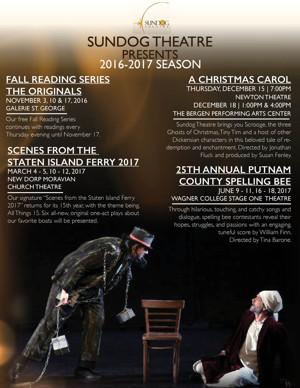 Sundog Theatre Announces 2016-2017 Season
