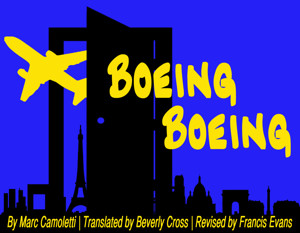 Hilarious Comedy BOEING BOEING to Take Off at The Highwood Theatre
