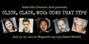 Radical Barnyard Animals Take to the Stage in Final Show of Asheville Creative Arts' 5th Milestone Season