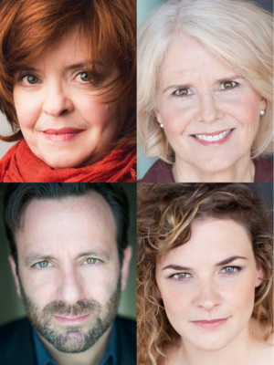 Cast Announced for Route 66 Theatre's 'A FUNNY THING... NEW YORK CITY' at The Den Theatre