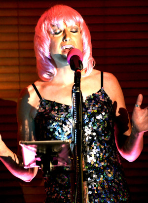 A ROMP AROUND URANUS with Special Agent Galactica Set for Stonewall Inn