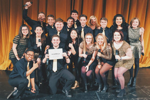 OU's Gold Vibrations Among Top 10 Finalists in International A Cappella Competition