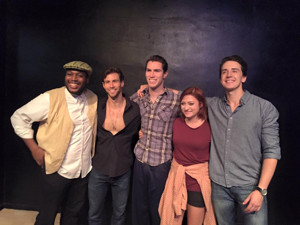 HEAVEN SENT Set for Manhattan Repertory Theatre's Fall One-Act Play Competition, 9/29-30