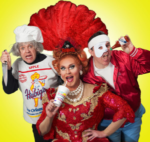 Ricky Graham & Company to Bring Latest Comedy Creation, HELLO DAWLIN' to Rivertown Theaters