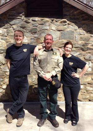 Gillette Castle State Park Supervisor Philip Yuris Receives IMTY Award for Leadership