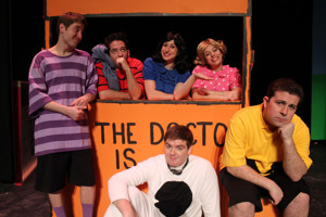 In the Wings Productions to Stage YOU'RE A GOOD MAN, CHARLIE BROWN This Spring