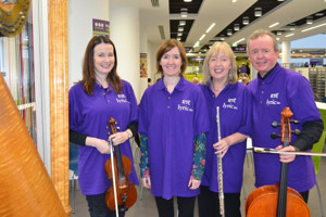 Evelyn Grant Joins Lyric FM Outreach Concerts in Donegal