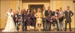 Broadway's Hilarious Musical Comedy IT SHOULDA BEEN YOU Opens This Week at the Miracle Theatre