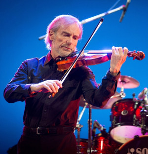 French Violinist Jean Luc Ponty to Tour the U.S. This Summer