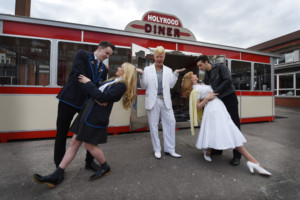 Glasgow Drama Pupils Get a Taste for GREASE
