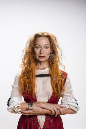 Jennifer Steyn Stars in SCENES FROM AN EXECUTION at the Baxter