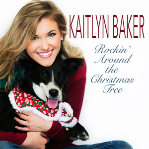 Kaitlyn Baker Releases New Version of 'Rockin' Around the Christmas Tree'
