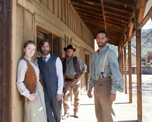 Rubicon Theatre to Stage U.S. Debut of THE MAN WHO SHOT LIBERTY VALANCE