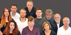 Sierra Stages and the Miners Foundry present a Reading of THE LARAMIE PROJECT