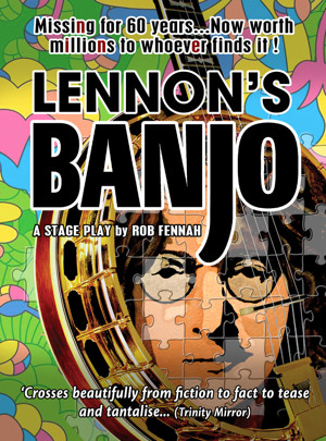 New Play To Premiere At The Epstein Theatre About John Lennon's Missing Banjo