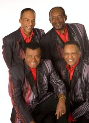 Doo-Wop, R&B and Soul Hitmakers Little Anthony and The Imperials Perform at The Orleans Showroom 6/24
