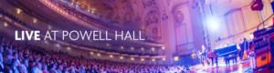 Powell Hall 2017/2018 Season Announced