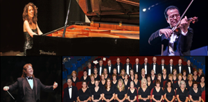 Jason C. Tramm Leads the Morris Choral Society in the New Jersey premiere of Karl Jenkins' THE PEACEMAKERS