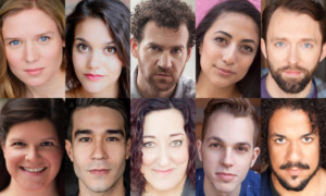 Casting Announced for Greenhouse Theater Center's MACHINAL