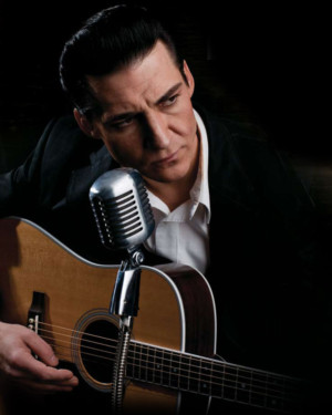 MAN IN BLACK: A Tribute to Johnny Cash Comes to The Orleans Showroom 6/30 and 7/1