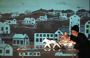 The Ballard Institute and Museum of Puppetry to Present 'JAMES MARS,' 2/13