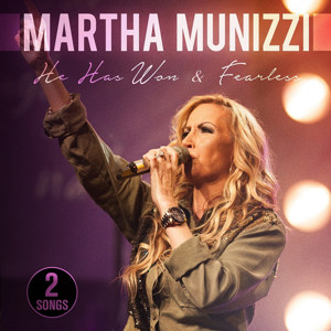 GRAMMY Nominee Martha Munizzi Drops New Singles 'He Has Won' and 'Fearless'