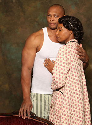 NFL's Eddie George Will Return to the Stage in A RAISIN IN THE SUN at Nashville Rep