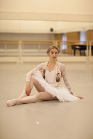 Royal Ballet Dancer Nathalie Harrison Joins Cast of VOICES OF THE AMAZON