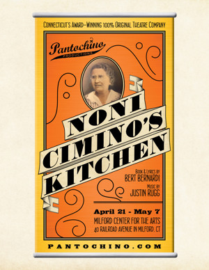 New Musical NONI CIMINO'S KITCHEN to Debut in Milford