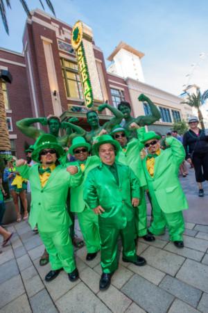 O'Sheas Casino at The LINQ Hotel & Casino Celebrates The Year of the Leprechaun