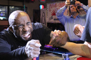 40th Annual NYC Big Apple Grapple International Arm-Wrestling Championships Set for Cheap Shots Sports Bar
