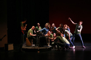 UM School of Theatre & Dance to Showcase DANCE NEW WORKS This May