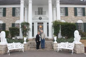 Powerball Jackpot Winners Visit Graceland