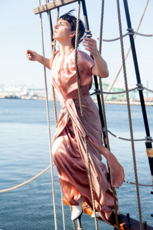 Heidi Duckler Dance Theatre to Bring Immersive Art to Twin Tall Ships in San Pedro