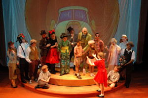 JAMES AND THE GIANT PEACH to Bring Classic Children's Tale to Raleigh Little Theatre
