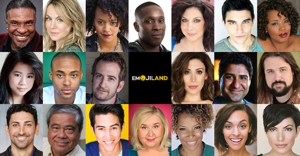 Keith David, Corbin Reid & More to Star in EMOJILAND: LIVE IN CONCERT at Rockwell Table & Stage