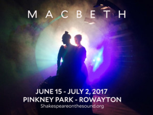 Performances Begin Tonight for MACBETH at Shakespeare on the Sound