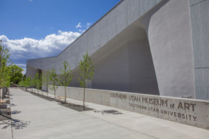 Governor's Leadership in the Arts Award Presented to SUU