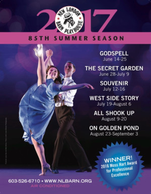 New London Barn Announces 2017 Summer Season