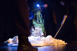 Blue Raincoat Theatre Company Presents SHACKLETON