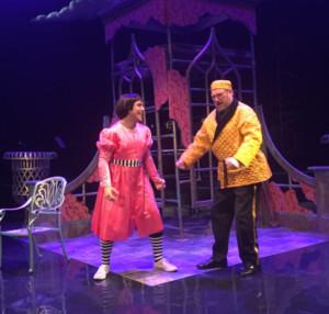 Opera Della Luna Make Their First Trip To Storyhouse This Autumn