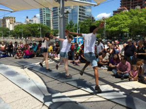 This Sunday TAP ATTACK Celebrates National Tap Dance Day