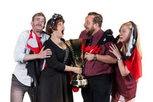 The Big HOO HAA! Return to Melbourne International Comedy Festival